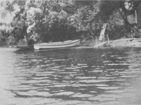 Sandbar Wildlife Management Area was the first wildlife management area in the state and the first conserved land for wildlife east of the Mississippi River.