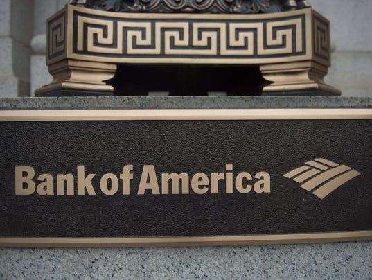 BANK OF AMERICA - CHECKING FEES