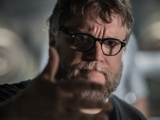 Guillermo del Toro, who is garnering Oscar talk for