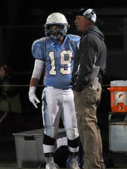Pat McCarty stepped down as Southern Door football coach after the 2017 season.