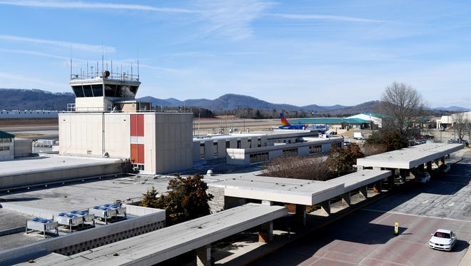 The Asheville Regional Airport saw the most annual passengers in its history in 2017 with956,634 passengers.