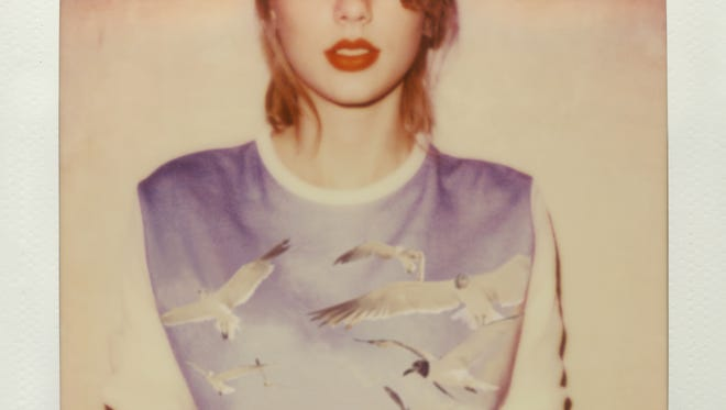 Cover art from Taylor Swift's '1989.'