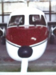 Jet number N400CP vanished over Lake Champlain on a