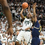 Couch: Michigan State, Cassius Winston look to answer doubts raised by U-M on Jan. 13