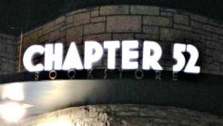 Chapter 52 is a book store at the Fond du Lac Public Library.