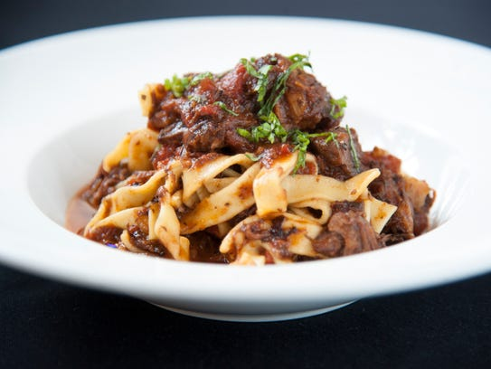 Beef Cheek Bolognese is a stand-out at Braise at 116 in Haddonfield.