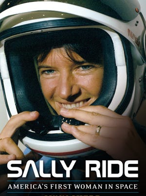 """""""Sally Ride: America's FIrst Woman in Space"""" by Lynn Sherr"""