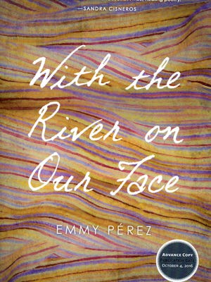 "Book cover: ""With the River on Our Face"""