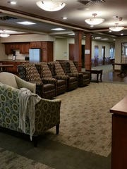 A view inside Northview 1, a household in Cornwall Manor's skilled nursing facility.