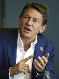 Randy Boyd resigned earlier this month as Tennessee's economic and community development commissioner.