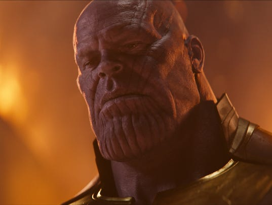 Infinity Thanos