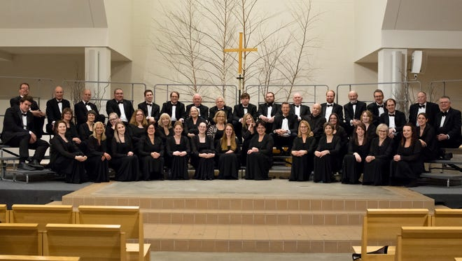 Great River Chorale is an auditioned choir based in St. Cloud.