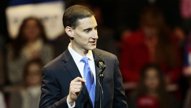 Former Ohio Treasurer Josh Mandel, who is seeking the U.S. Senate seat being vacated by Sen. Rob Portman, has seen an exodus of fundraisers from his campaign.