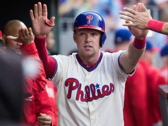 MLB: Pittsburgh Pirates at Philadelphia Phillies