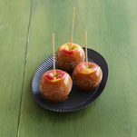 Recipe: The Pioneer Woman's salted caramel apples