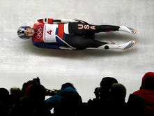 Summer Britcher fails to recapture magic in Olympic luge