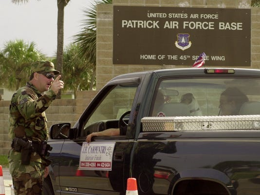 Security still tight at military bases