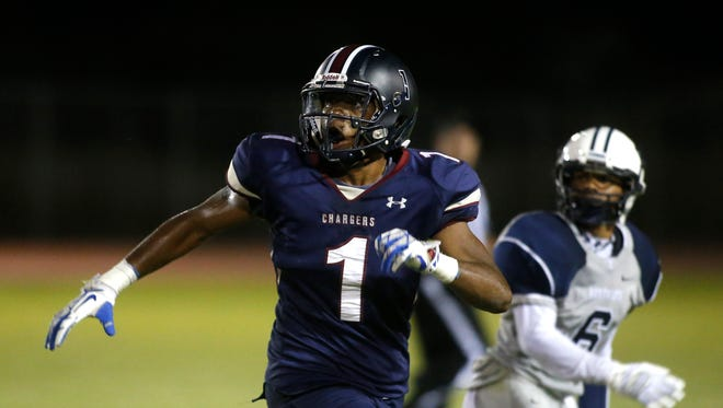 McClintock, which was placed in Division I last week, is back in Division III, where it played the past two years.