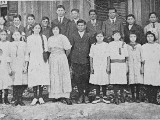 The residents of the Hebbronville area started education in ranch schools and supported the Colegio Altamirano as a model for quality schooling. The Colegio had an average of 100 students annually.