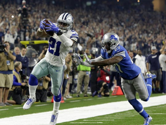 Week 4: at Dallas Cowboys -- Dez Bryant is gone, but the Cowboys are still one of the best teams in the NFL (if their offensive line stays healthy and Ezekiel Elliott is on the field). Chalk one up for Rod Marinelli.  Pick: Cowboys 24, Lions 16
