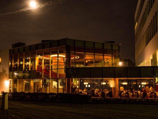 Ursino Steakhouse & Tavern sits on the historic 'Ursino'