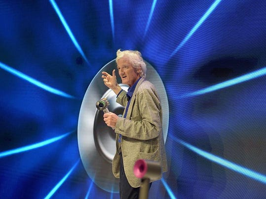 The Dyson Supersonic Hair Dryer Launch Event