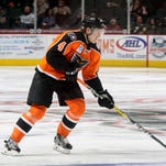 Flyers prospect Robert Hagg now living up to the hype