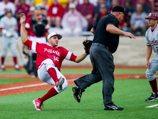 NCAA Indiana Stanford Baseball (8)