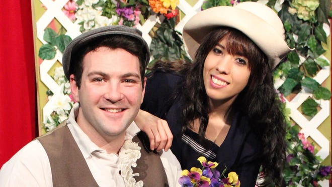 """Bright Star Touring Theatre brings """"The Secret Garden"""" to Asheville this Saturday."""