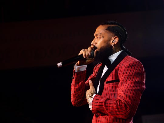 Nipsey Hussle was just 33 when he was killed March 31.