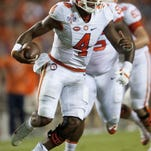 Clemson outshines Louisville in marquee top 5 matchup