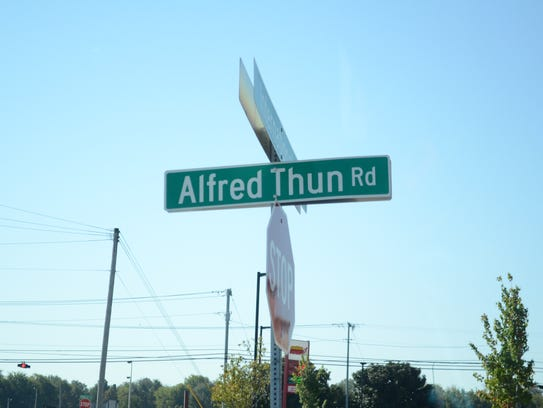 The new business will be opened on Alfred Thun Road.