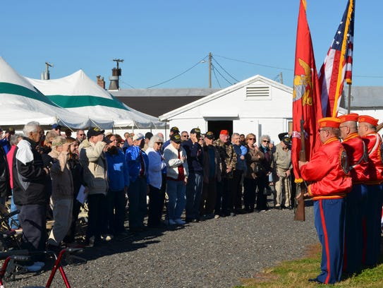 The Millville Army Air Field Museum hosted its 15th