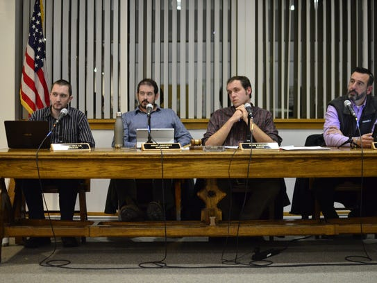 Winooski City Council members consider a resolution