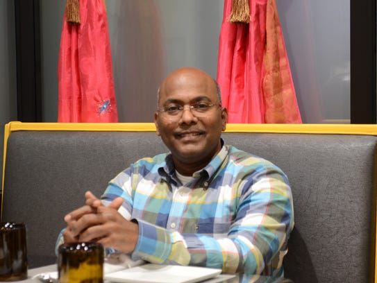 Paradise Indian Grill owner Suresh Burle wants to bring