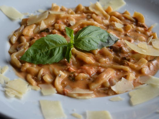 Pasta Nicola is one of my favorite pasta dishes in