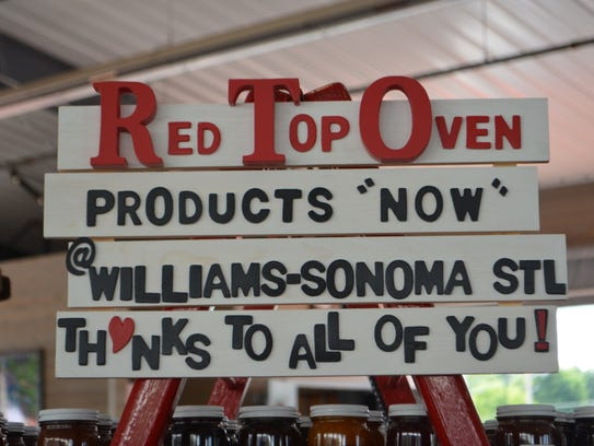 The owners of Red Top Oven, a Dallas County business,