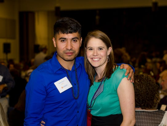 Ricky Garcia and Lauren Davis pushed to expand Washington