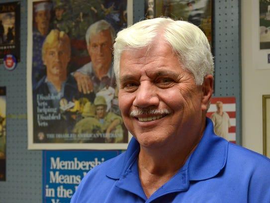 Joe Parsetich, president of the Veterans Mentoring
