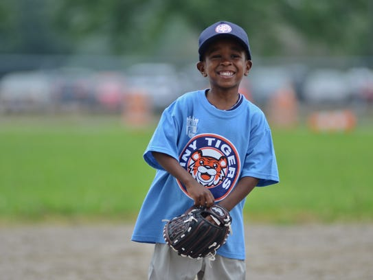 Sports help children develop positive character traits,