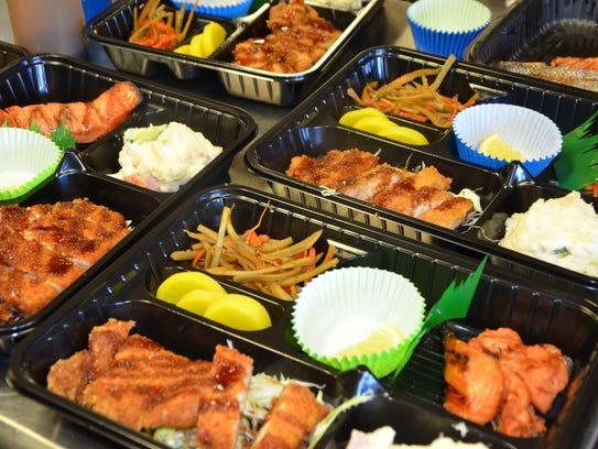 Koharu Japanese Cuisine was opened by Kaoru Jagusch