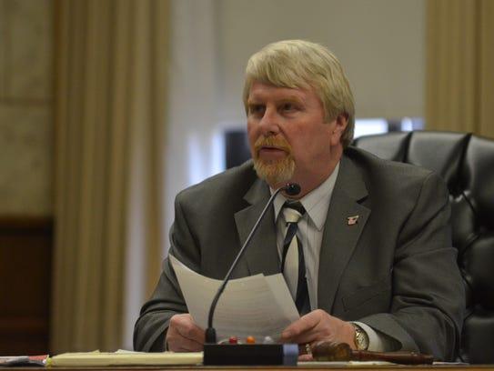 Fergus County Coroner Dick Brown led the coroner's