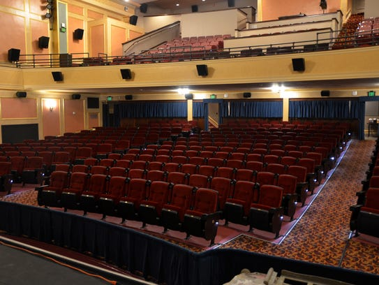 The Bohm Theatre is moving its classic movie series