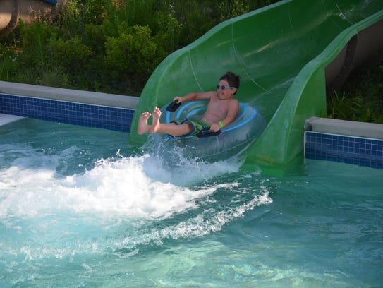 Time Running Out To Enjoy Area Water Parks This Season