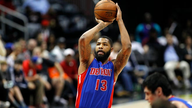 Marcus Morris is still talking about the Phoenix Suns.