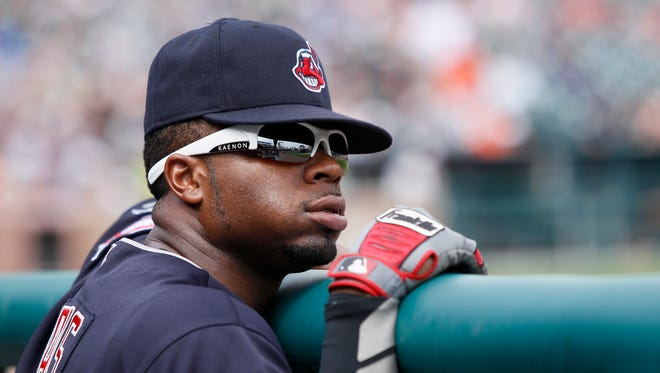Rajai Davis had three hits, a run and an RBI as the Indians swept the Tigers over the weekend at Comerica Park.