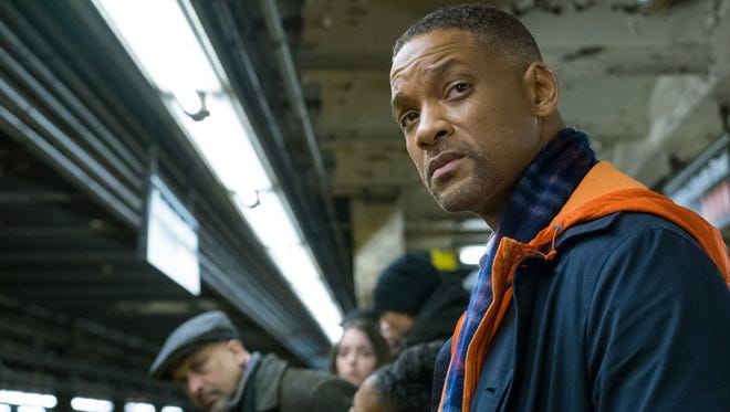 """Will Smith stars in """"Collateral Beauty."""""""