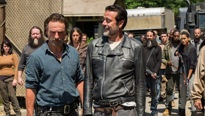 Negan (Jeffrey Dean Morgan) on 'The Walking Dead' got you down? Make the show part of your spring cleaning entertainment purge.