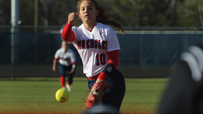 Wakulla senior pitcher Skyler Sullivan is 10-2 with a 0.60 ERA this season, leading the War Eagles (10-3) to a top-10 ranking in Class 6A.
