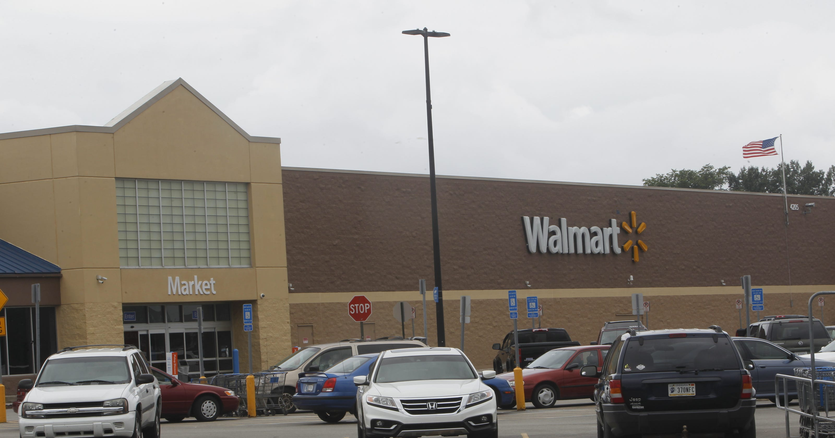 At Walmart, $400 and 6 hours will make that shoplifting charge go away